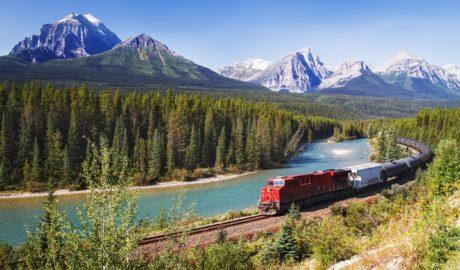 カナダの鉄道